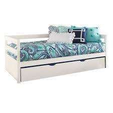 hilale furniture caspian white twin