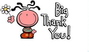 Bardzo Wam dziękuję za to że jesteście drogie Panie i macie och ...