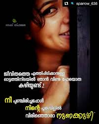 pin by babu vp on malayalam quotes malayalam quotes poetry