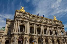 opéra garnier address and quick access