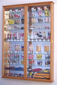 shot shooter glass display case cabinet