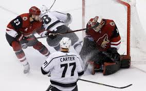 Kings fall in frustrating shootout in Arizona – Daily News