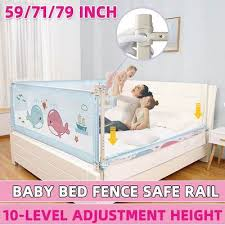 Baby Playpen Bed Safety Rails Elliepad
