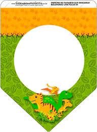 Fiesta De Dinosaurios Imprimibles Gratis Para Cumpleanos