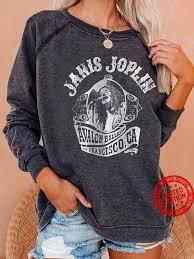 Janis Joplin Avalon Ballroom Shirt