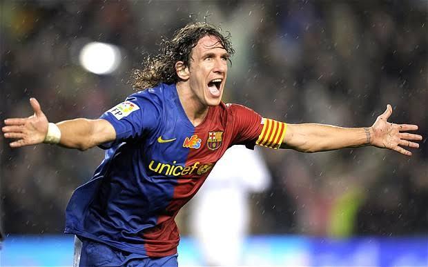 """Image result for Carles Puyol Barcelona"""""""
