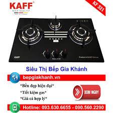 Bếp gas âm Kaff KF 321, bếp gas, bếp gas âm, bếp gas mini, bếp gas ...