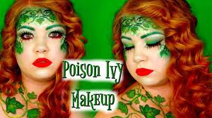 poison ivy makeup tutorial ashley