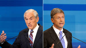 What Does Ron Paul Have Against Gary Johnson?