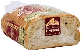 oroweat russian rye bread 1 lb