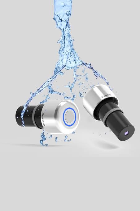 uv water bottle cap