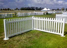 Picket Fence Hire Sale White Picket Fencing Hire Sale In Nsw Qld Vic Act Temporary Pvc Fencing