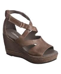 crisscross wedge sandal women