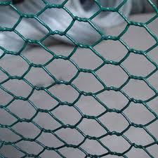 China Pvc Coated Hexagonal Chicken Wire Manufacturers And Suppliers Fuhai