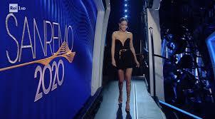 Sanremo 2020, l'abito di Elodie per la quarta serata: stilista ...