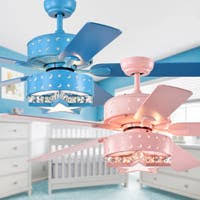 Kids Ceiling Fans Find Great Ceiling Fans Accessories Deals Shopping At Overstock