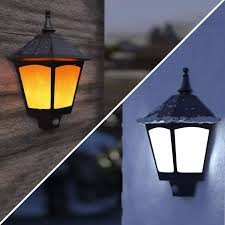 Solar Lights For Outside Garden Decking Christmas Outdoor Trees Steps Fence Posts Porch Amazon Uk Gear House Patio Expocafeperu Com
