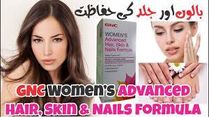 hair skin nails formula 60 caplets