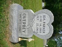 Ida Parker Overbay (1889-1964) - Find A Grave Memorial