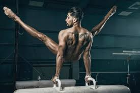 Louis Smith pipped at the post in The Jump final – The Best of Men