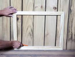 For The Dogs How To Add A Peekaboo Window In A Fence Diy