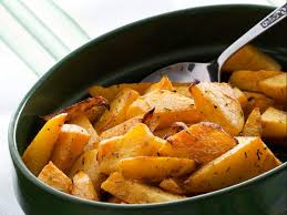 oven baked rutabaga wedges recipe and