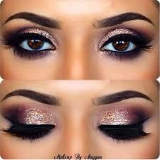 eye makeup for a black dress saubhaya