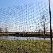 Easy Garden Fence Ef1001 Deer Fence Groundhog Repellent