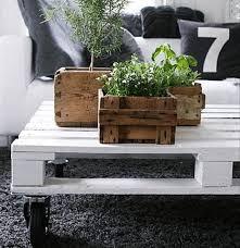 pallet planter box diy project live