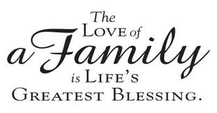 bible verses about family king james version bible verse of