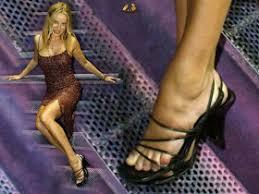 Tattoo She Jhe Dhe Whe: Xenia Seeberg Feet