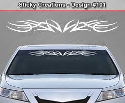 101 Hood Graphic Decal Sticker Tribal Vinyl Design Car Myfriendsdentist Com