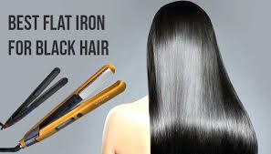 6 best flat iron for black hair what