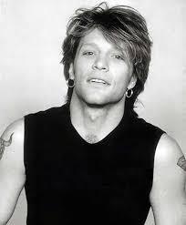 Jon Bon Jovi - B&W pic from early-to-mid 90's   Jon bon jovi, Bon ...