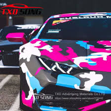 Mega Deal C934cc New Arrival Car Styling Bright Color Camouflage Vinyl Camo Sticker For Car Wrapping Camo Vinyl Film With Air Free Bubbles Cicig Co