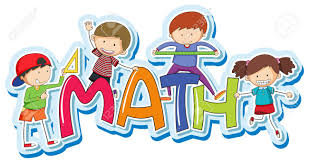 Word Math Clipart