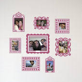 Frame Decals Peel And Stick Photo Frame Stickers