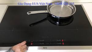 Giới Thiệu Bếp Từ AEG HK854401XB - GIADUNGEUS.COM - YouTube