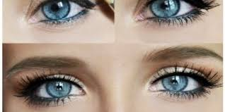tricks for bringing out your blue eyes