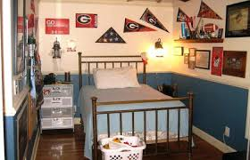 Bedroom Atmosphere Ideas Sports Decor Curtains For Baseball Boys Room Baseball Themed Bedrooms Themed Rooms Field Rug Bathroom Bedding Vintage Apppie Org