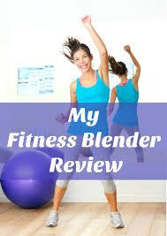 fitness blender review organize