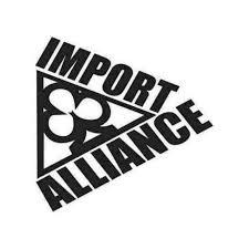 Import Alliance Jdm Car Decal Sticker
