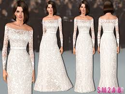 sims 3 wedding dress fashion dresses