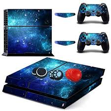 Easycool Vinyl Skin Sticker Decal Cover For Ps4 Playstation 4 System Console And Controllers Not Ps4 Slim Pro Buy Products Online With Ubuy Kuwait In Affordable Prices B07nky7zvx