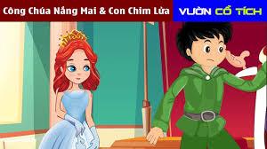 Video - Công Chúa Bị Yểm Bùa - Truyện Cổ Tích Việt Nam