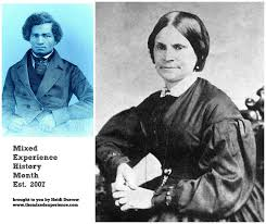 Mixed Experience History Month: Lydia Hamilton Smith, abolitionist and  mixed-race businesswoman