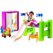 Playmobil Children S Room With Loft Bed Walmart Com Walmart Com