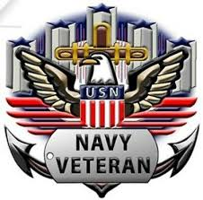 U S Navy Veteran Wall Window Vinyl Decal Sticker Us Military Ebay