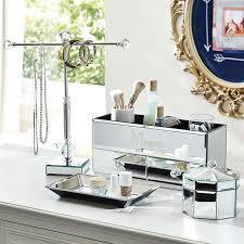 mirrored makeup storage saubhaya makeup
