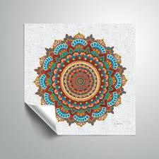 Mandala Decal Wayfair